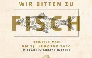 wir bitten zu fisch Braurestaurant IMLAUER HOTEL PITTER