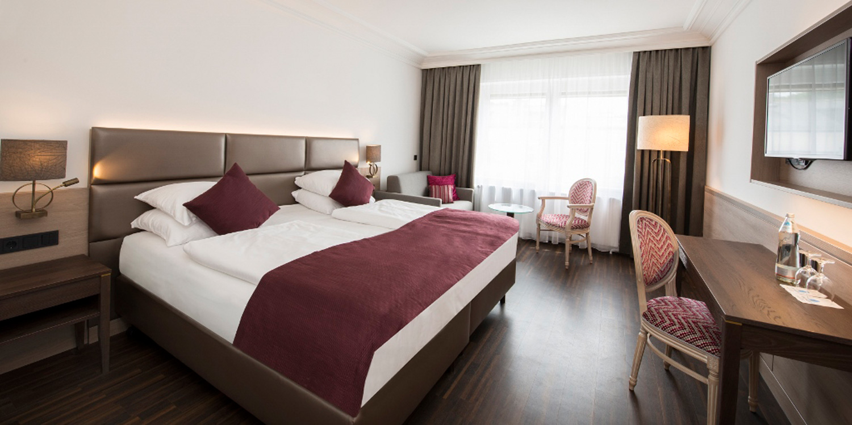 Superior Zimmer IMLAUER HOTEL PITTER Salzburg