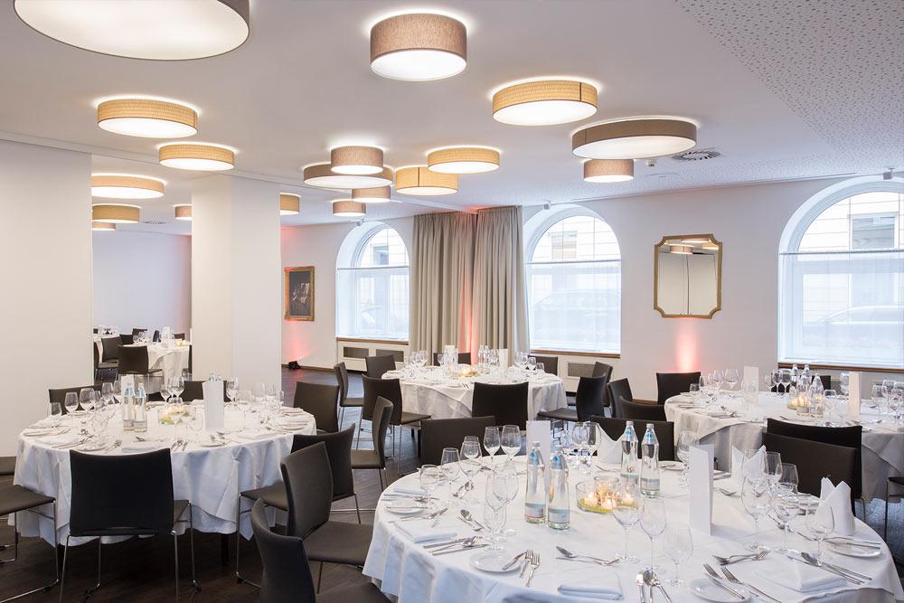 Auersperg Galadinner IMLAUER HOTEL PITTER Salzburg