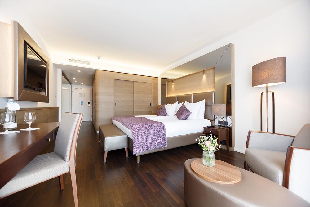 feinste Materialien IMLAUER HOTEL PITTER Salzburg