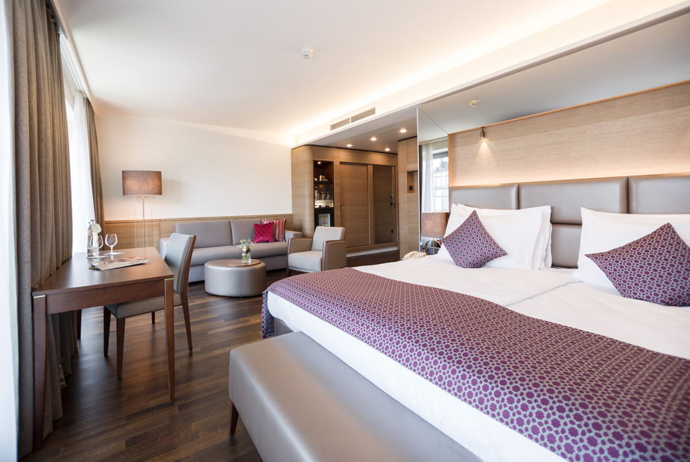 Panorama Suite IMLAUER HOTEL PITTER Salzburg