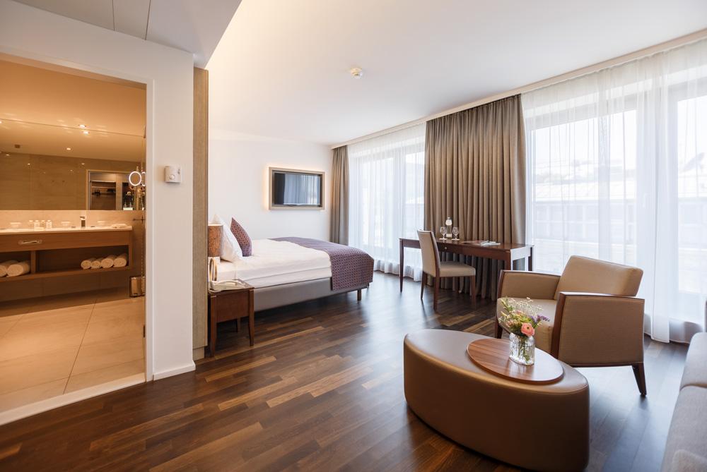 Moderne einrichtung IMLAUER HOTEL PITTER Salzburg