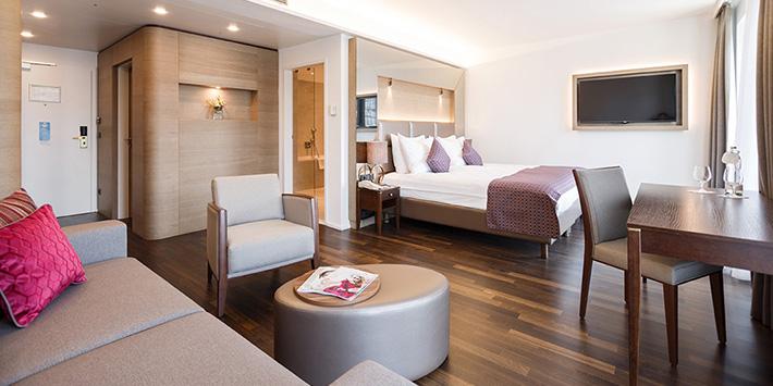 Panorama Zimmer IMLAUER HOTEL PITTER Salzburg