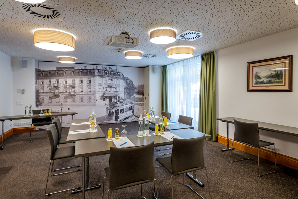 Tagungsraum IMLAUER HOTEL PITTER Salzburg
