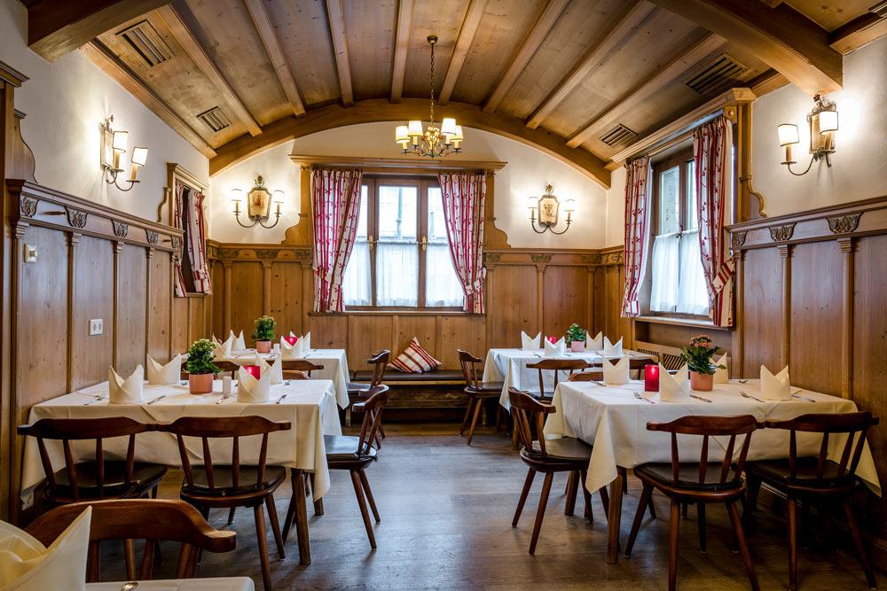 Braurestaurant Hopfenstube IMLAUER Hotel Salzburg